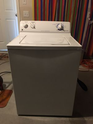 GE Washer and Dryer set for Sale in Aubrey, TX