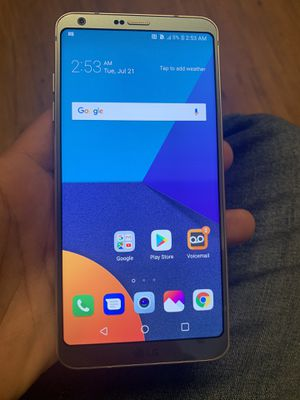 LG G6 for Sale in Plymouth, PA