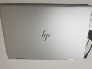 "HP - ENVY x360 2-in-1 15.6"" Touch-Screen Laptop - Intel Core i5 - 8GB Memory - 256GB Solid State Drive - HP Finish In Natural Silver for Sale in Holland, MI"