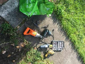 Dewalt Chicago and black and decker power tools for Sale in Coral Gables, FL