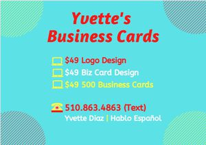 500 Business Cards ($49) for Sale in Hayward, CA