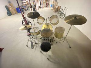 Pearl drum kit for Sale in Cassopolis, MI