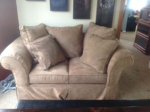 Couch & Love seat for Sale in Aberdeen, WA