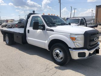 2015 ford f350 dually 10ft flatbed for Sale in Grand Prairie,  TX