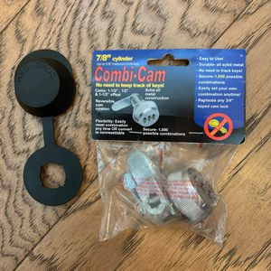 NEW Combi Cam Locks With Covers for Sale in Ontario, CA