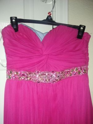 Prom dress or wedding guest dress for Sale in Waco, TX