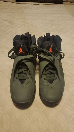 Jordan 8. Worn once! Sz 10.5 for Sale in Atlanta, GA