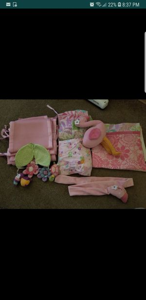 Baby crib bedding for Sale in Boston, MA