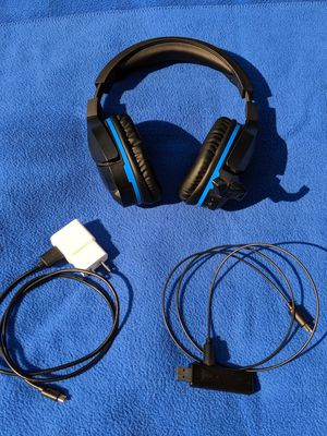 Turtle Beach Stealth 700 PS4/Bluetooth Headset for Sale in Kent, OH