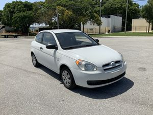 2008 HYUNDAI ACCENT MANUAL TRANSMISSION for Sale in West Palm Beach, FL