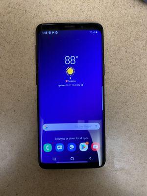 Samsung galaxy s9 for Sale in Fontana, CA