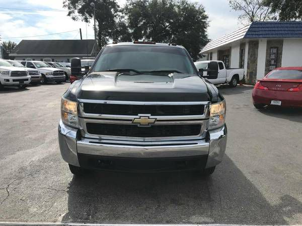 """CHEVROLET SILVERADO 3500 HD LT """"1-Owner , Excellent Condition $2999Do-$22999(7414 N FLORIDA AVE {Please ask for Toris luxury auto mall"""