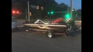 99 18 FT Nitro Fish & Ski Boat for Sale in Mount Joy, PA