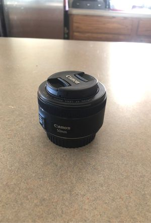 Canon 50mm 1.8 for Sale in Avondale, AZ