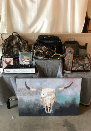 FATHER'S DAY HUNTING & FISHING GIFT PACKAGE! for Sale in Rancho Cordova, CA