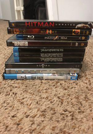Set of 10 dvds for Sale in Key Biscayne, FL