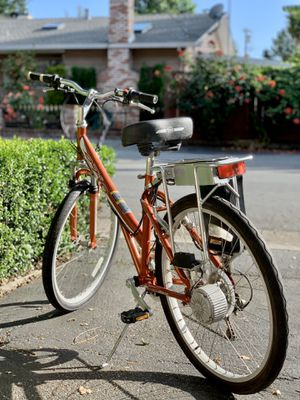 Electric Bike w/ BRAND NEW battery! for Sale in Redwood City, CA