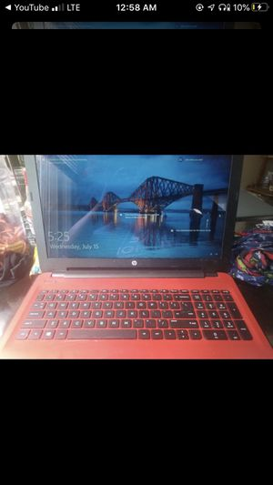 HP Labtop Touch Screen for Sale in Indianapolis, IN