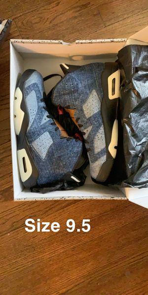 "Air Jordan retro 6 ""Denim Washed"" for Sale in Chicago, IL"