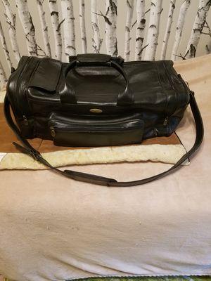 Large Leather Travel Bag for Sale in Arlington, VA