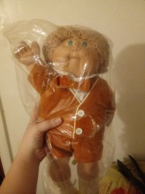 Cabbage patch doll for Sale, used for sale  Paterson, NJ