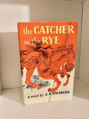 The Catcher in the Rye book for Sale in Virginia Beach, VA