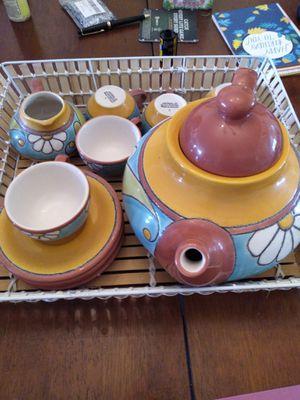 Tea pot set for Sale in Homestead, FL