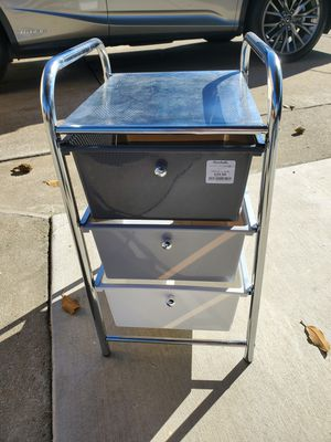 3 drawer storage bin organizer for Sale in Union City, CA