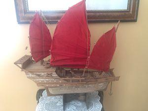 SANTA MARÍA REPLICA WOOD SHIP for Sale in Boca Raton, FL