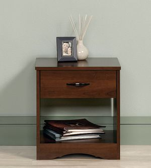 15306 Night Stand, Brook Cherry finish for Sale in Anaheim, CA