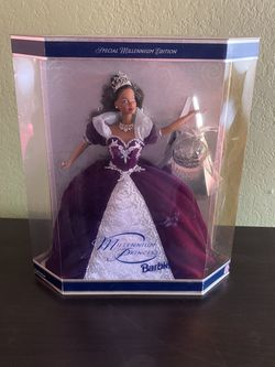 MILLENNIUM PRINCESS BARBIE DOLL 1999, 1st EDITION AFRICAN AMERICAN for Sale in Los Angeles,  CA
