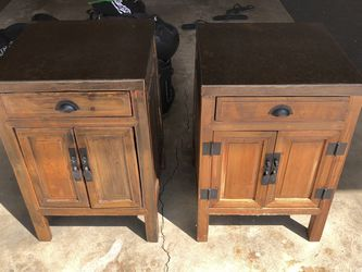 HD Buttercup Solid Wood Night Stands for Sale in Long Beach,  CA
