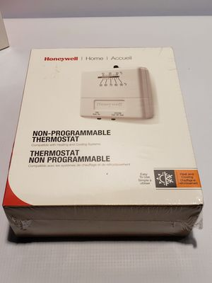 Honeywell nonprogramable thermostat for Sale in Fresno, CA
