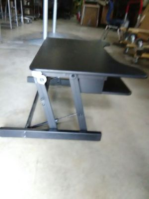 Sit and stand desk for Sale in Wheat Ridge, CO