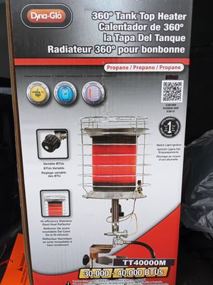 Tank top heater for Sale in Ravenna, OH