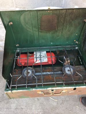 Camper's Coleman Stove for Sale in Alhambra, CA