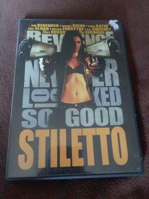 Stiletto dvd for Sale in Oshkosh, WI