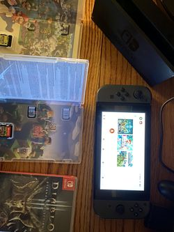 Nintendo Switch (bought 4 Months Ago) for Sale in Christiana,  TN
