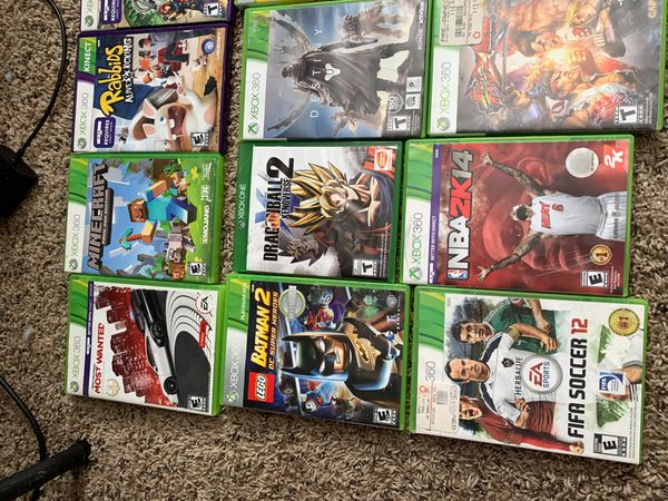 Xbox 360 Games $185 all
