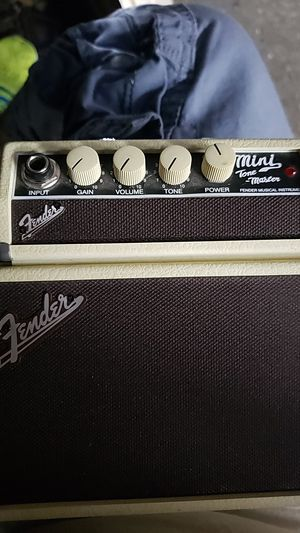 Fender mini tone master for Sale in Marysville, WA