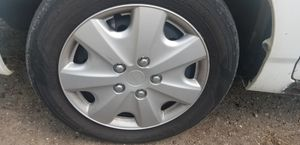 2004 Toyota Corolla rims and tires(all set) for Sale in Warren, MI