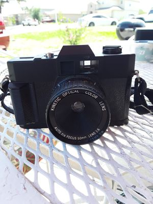 Kinetic 50mm 35mm film camera for Sale in Kyle, TX