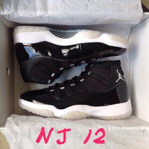 Nike Air Jordan 11 Jubilee Retro XI 25th Anniversary Black Basketball Shoes ⭐️ CT8012-011 ⭐️ Size Sz Men's 12 ⭐️ New Deadstock DS Receipt for Sale in Mount Laurel Township, NJ