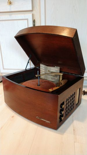 Vintage Antique Columbia 360k Tube Phonograph Record Player for Sale in Colliers, WV