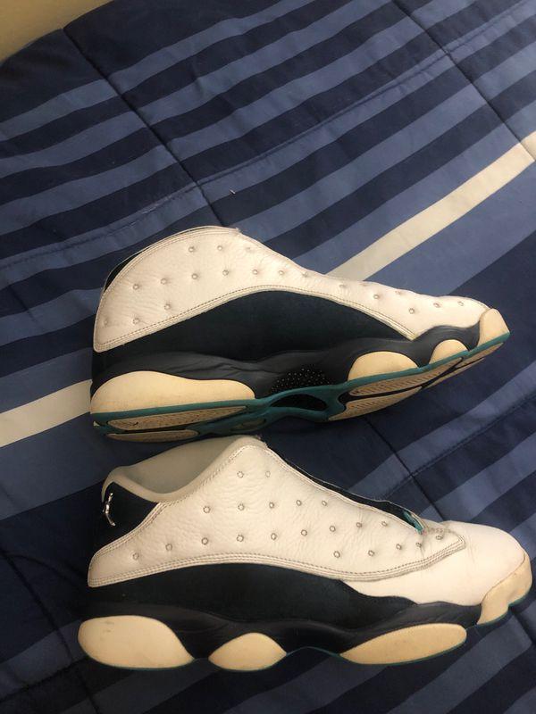 Jordan 13 Hornets