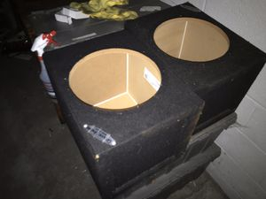 """Ground Shaker 12"""" Sealed Boxes for Sale in Manhattan Beach, CA"""