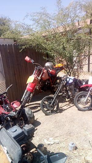 600R dirt bike Honda for Sale in Buckeye, AZ