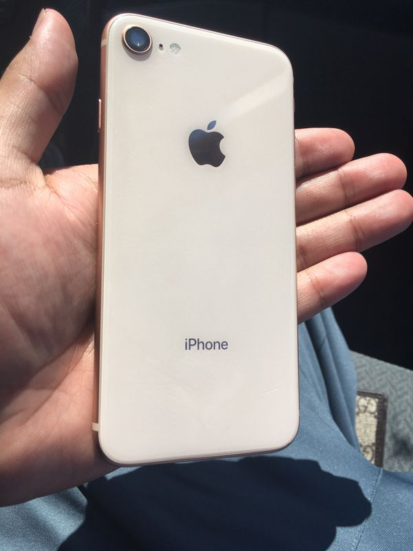 iPhone 8 factory unlocked