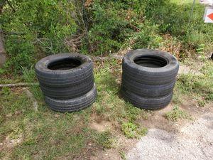 FREE Hankook Load Range E Truck/Trailer Tires for Sale in Del Valle, TX