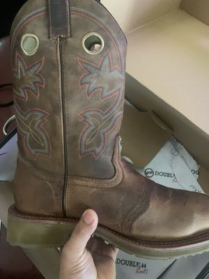 Vendo botas vaqueras de hombre $100 for Sale in Houston, TX